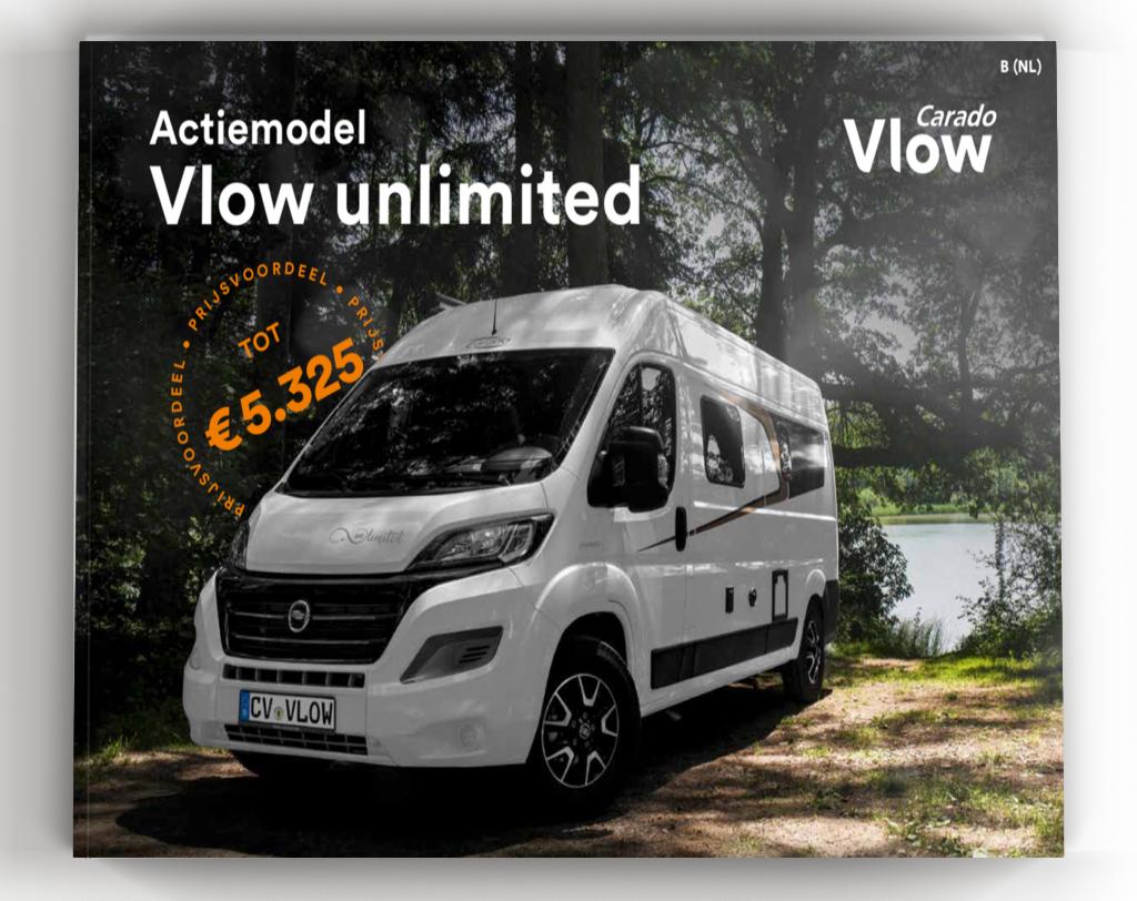 Carado VLow Unlimited NL - Campirama