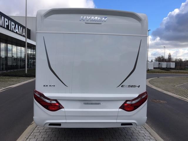 Hymer 'Exsis-i 474 Facelift'