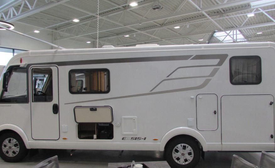 Hymer  'Exsis-I 588 facelift'