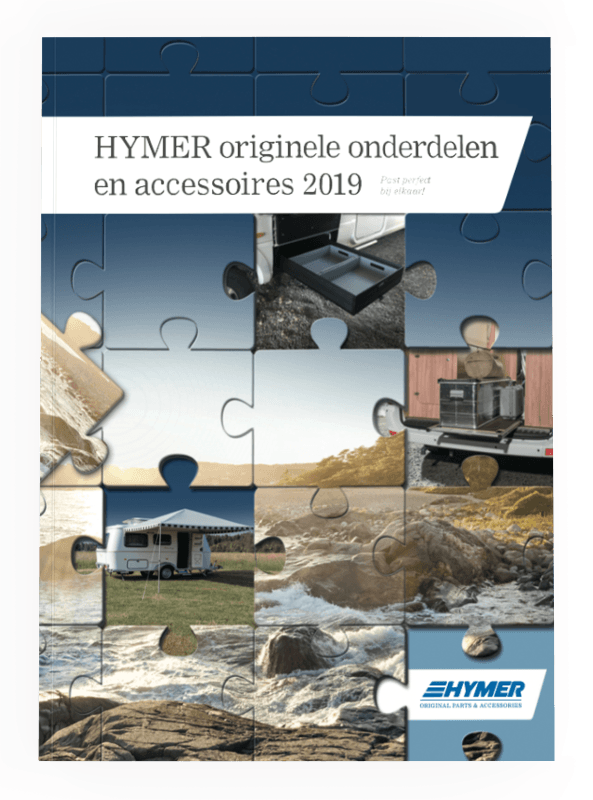Hymer - accessoires