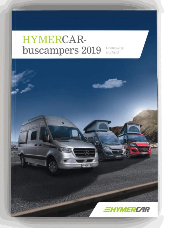Hymercar - buscamper 2019