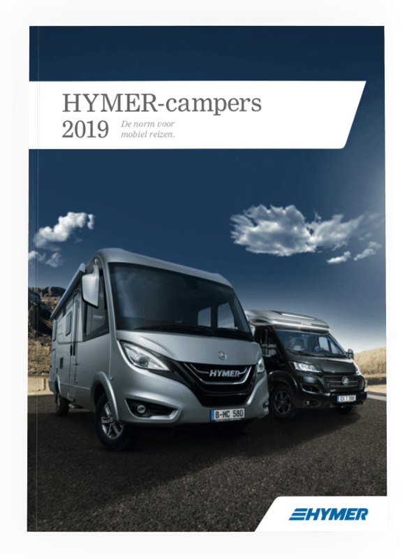 Hymer - campers 2019