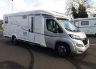 Hymer  'Exsis-t 678' Facelift