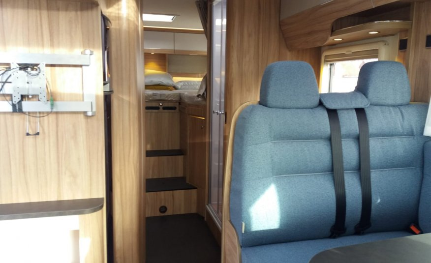 Hymer  'Exsis-t 678 Facelift'