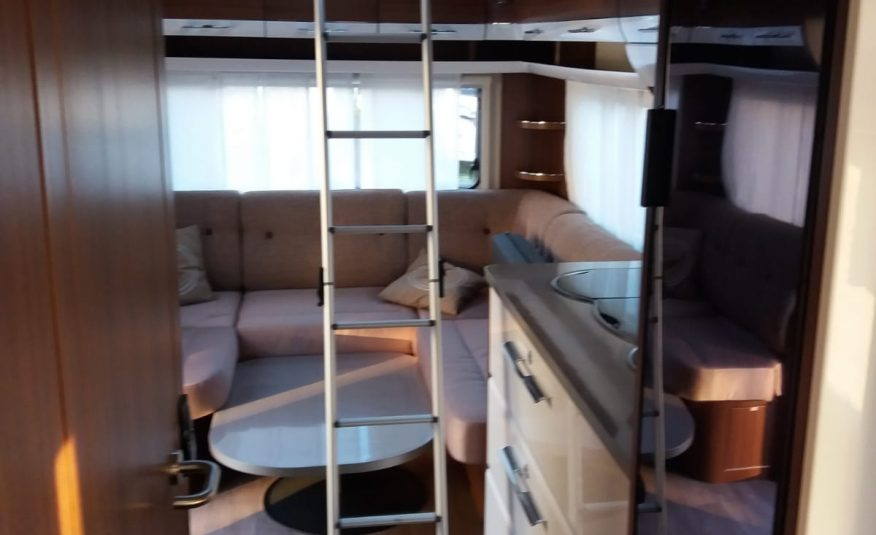 Hymer Eriba Exciting 530 met hefdak