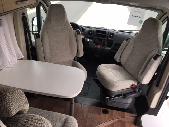 Hymercar 'Free 600'