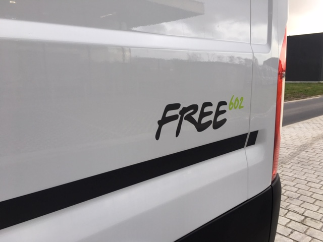 Hymercar 'Free 602'