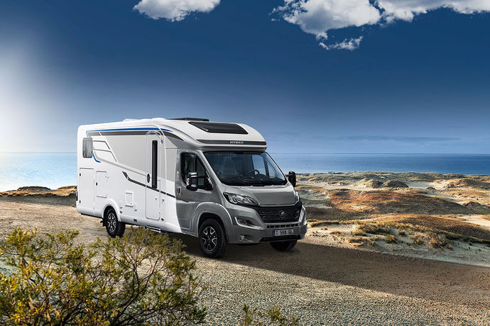 Hymer 'Tramp CL 678'