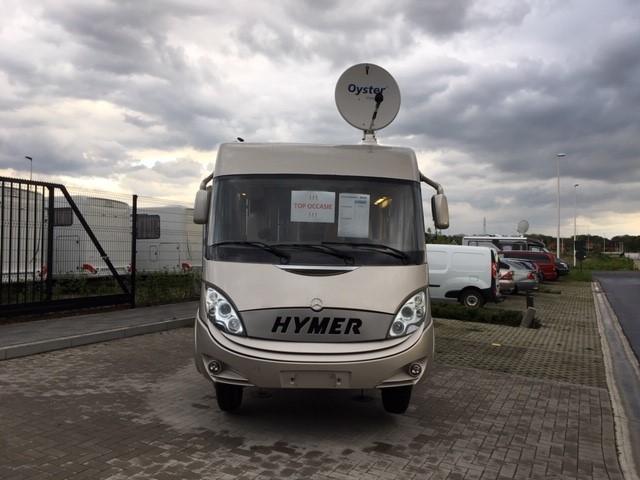 Hymer S 840 - Campirama