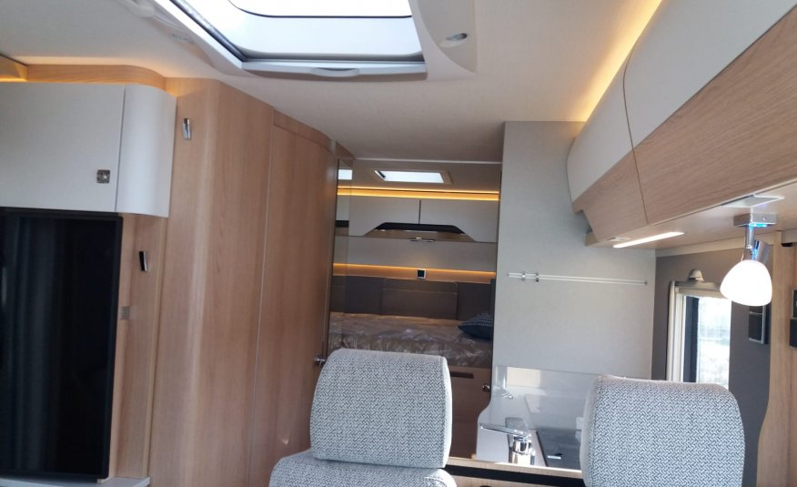 "Hymer ""B MC i 550 White Line"""