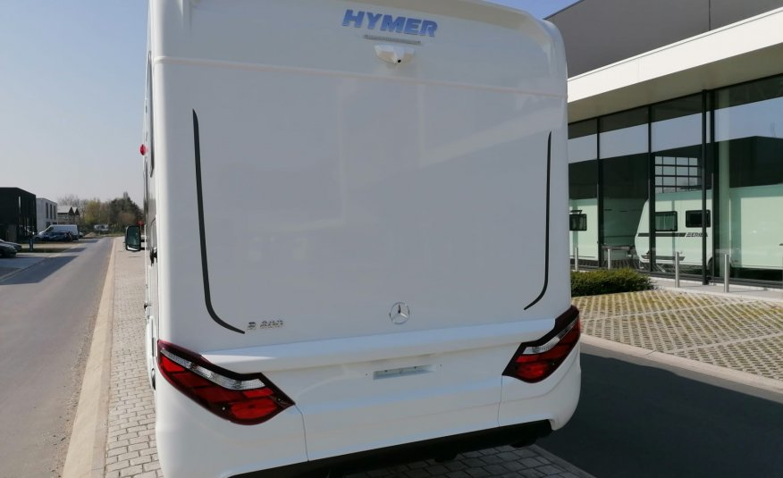 "Hymer ""B MC T 600 White Line"""